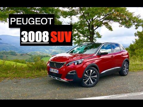 Peugeot Suv Review Inside Lane Youtube