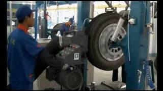 Оборудование для восстановления шин