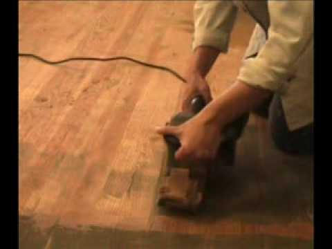 Sanding Floor While Cats Sleep 2 10 10 Youtube