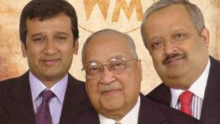 ICC Lifetime Achievement Award - B M Khaitan