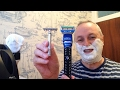 Gillette Fusion Proglide Styler. A review and  shave.