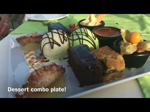 Flying Fishbone Aruba Dinner Review With Menus- 2018