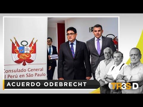 Odebrecht, el desacuerdo - Tres D