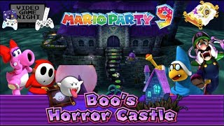 Mario Party 9: Boo's Horror Castle (Master Difficulty)