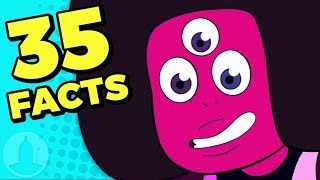35 Amazing Facts about Garnet - Steven Universe Facts (Tooned Up S6 E11) | Channel Frederator