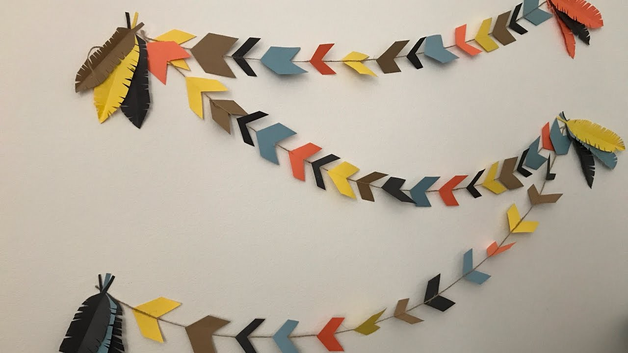 Homemade Party Decorations Easy To Make Crafts Diy