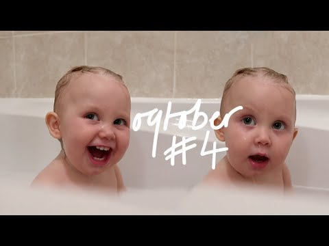 SINGING IN THE BATH | VLOGTOBER | Rhiannon Ashlee Vlogs
