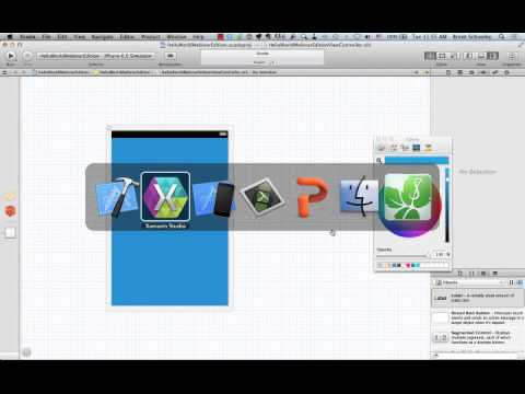 Creating iOS Applications With Xamarin.iOS