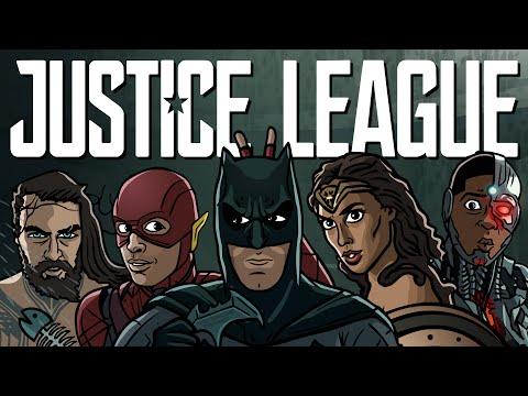 Justice League Comic-Con Footage Spoof - TOON SANDWICH