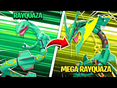 HOW TO GET A MEGA RAYQUAZA IN PIXELMON - Minecraft Pokemon Mod