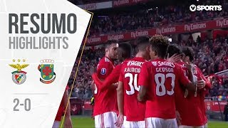 Highlights   Resumo: Benfica 2-0 P. Ferreira (Allianz Cup #2)