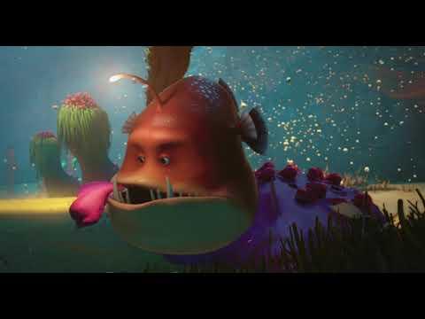 Подводный мир мультфильм 2017 смотреть