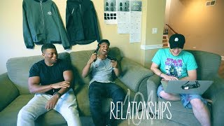 Relationships 101 ft  Zias! & B Lou