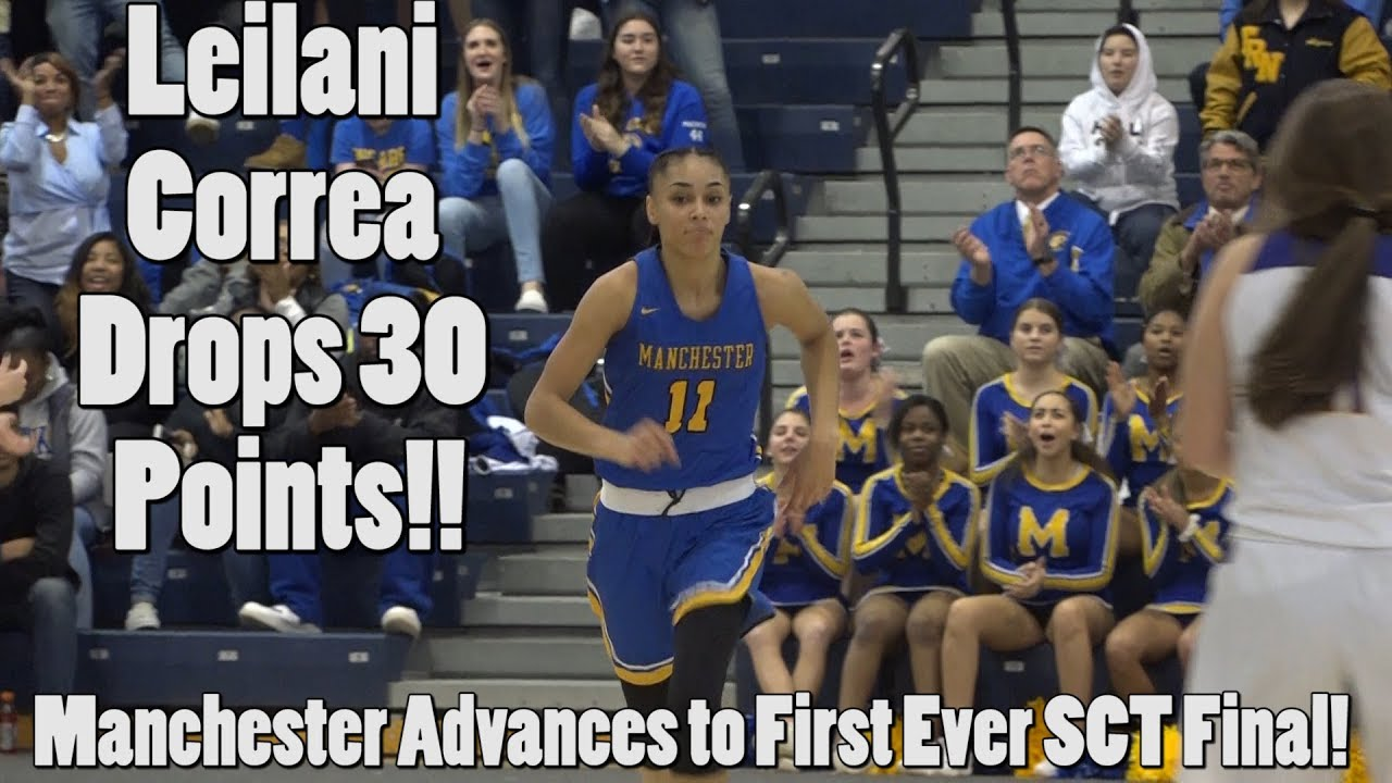 Leilani Correa 30 points