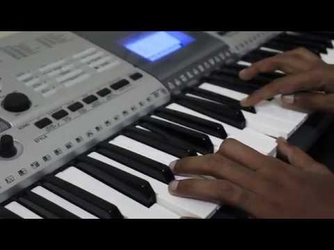 Mounam Pesiyadhe BGM Piano Version by Arun
