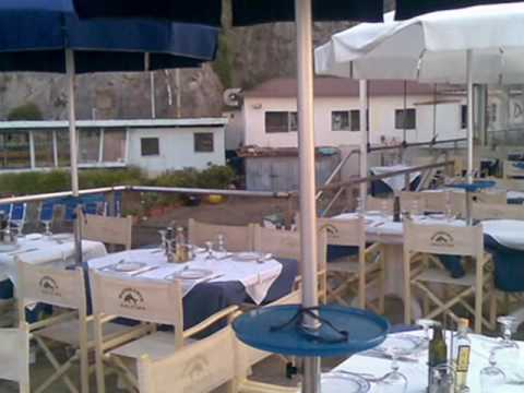 ristorante DELFINO marina grande Sorrento video by MaxPonzo  YouTube