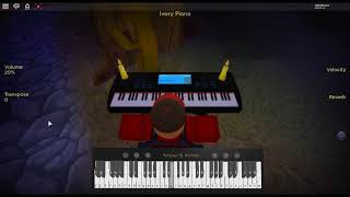 Ending Theme - Spongebob Squarepants by: Steve Belfer on a ROBLOX piano.