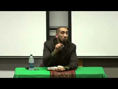 Nouman Ali Khan - Quran Your companion on the Day of Judgement