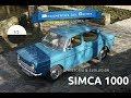 Simca 1000 (1/2)  Historia Y Evolución