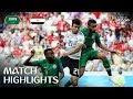 Resumo: Saudi Arabia 2-1 Egypt (25 Junho 2018)