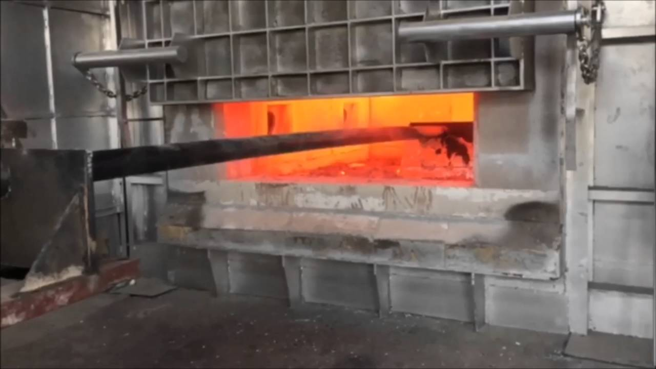 how to make an aluminum foundry