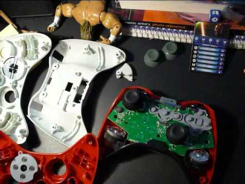 Xbox 360 Remote Controller Shell Swap