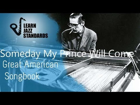 Someday My Prince Will Come (Play-Along)