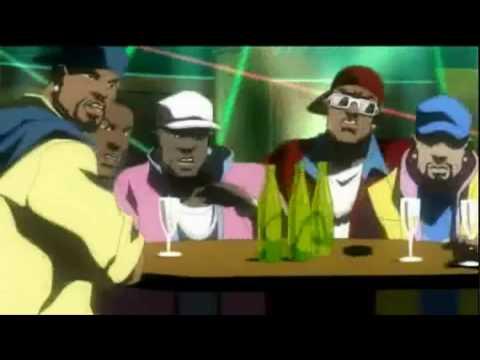 Boondocks - Gangstalicious Rock and Roll Gangster
