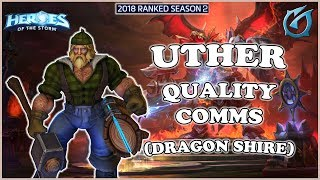 Grubby   Heroes of the Storm - Uther - Quality Comms - HL 2018 S2 - Dragon Shire