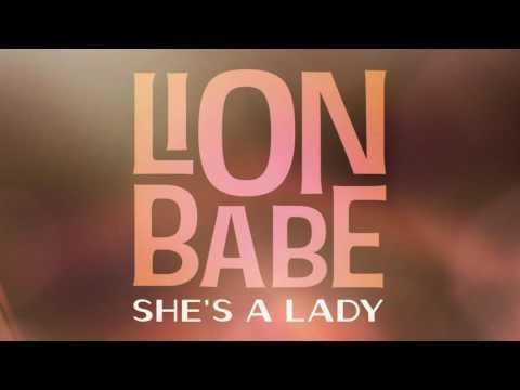 LION BABE - She's a Lady