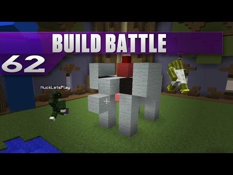 Minecraft: Build Battle  62  Elephant