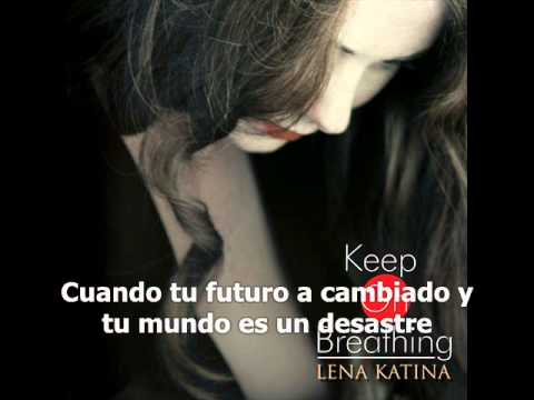 Lena Katina - Keep On Breathing (Español-Spanish)