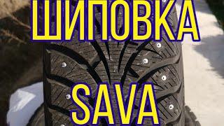 Обзор польской шипованой резины SAVA.
