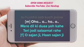 BOLE CHUDIYAN Kabhi Khushi Kabhie Gham Karaoke