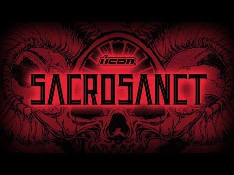 ♚賽車手的試衣間♚ Icon® Airform Sacrosanct 美國 街頭 搖滾 彩繪 重機 全罩 安全帽 B/G