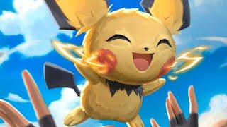 Sinnoh シンオウ Pokemon Lofi Mix IV W/ Pokemon Yellow Play l part 1