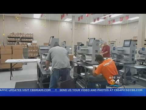 Broward Elections Dept. Plans To Have Recount Done By Deadline