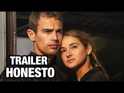 Trailer do filme Divergente