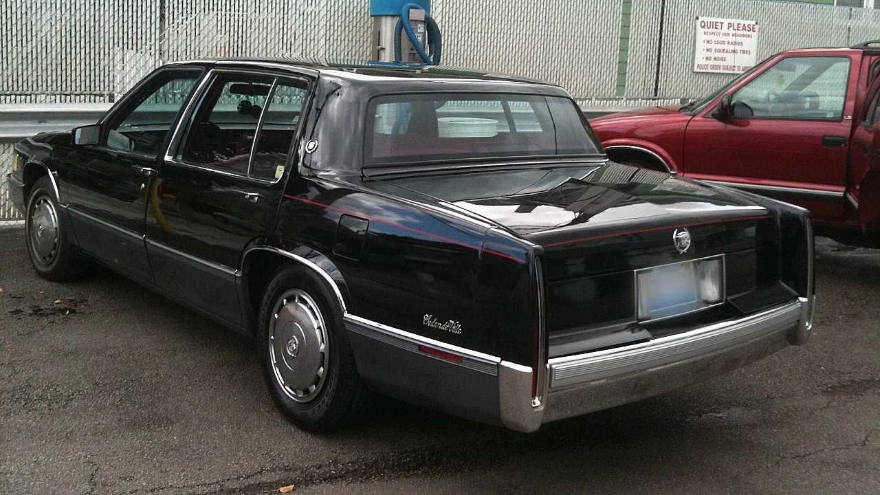 medium resolution of cadillac sedan deville 1989 black w grey 1993 maroon w gold youtube
