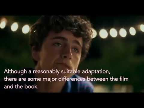 Call Me By Your Name Book Vs Film
