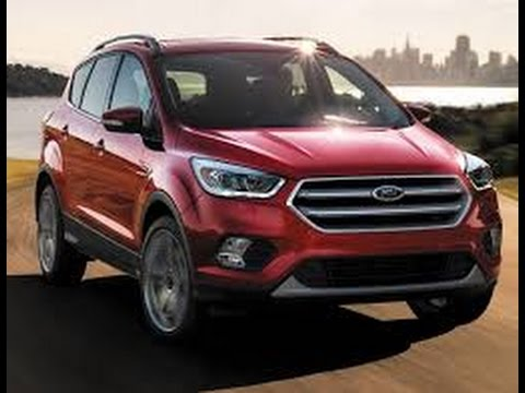 Ford Escape 4x4 Titanium 2017, Primera Impresión - YouTube
