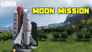 Space Engineers - Moon Mission