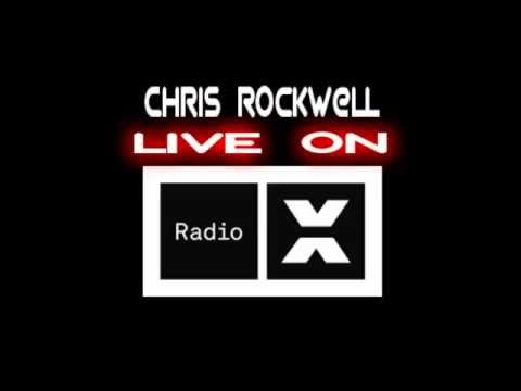 Chris Rockwell live @ Radio X Switzerland