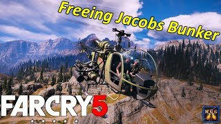 Casualties of War - Freeing Jacob's Bunker | Far Cry 5 Episode 52