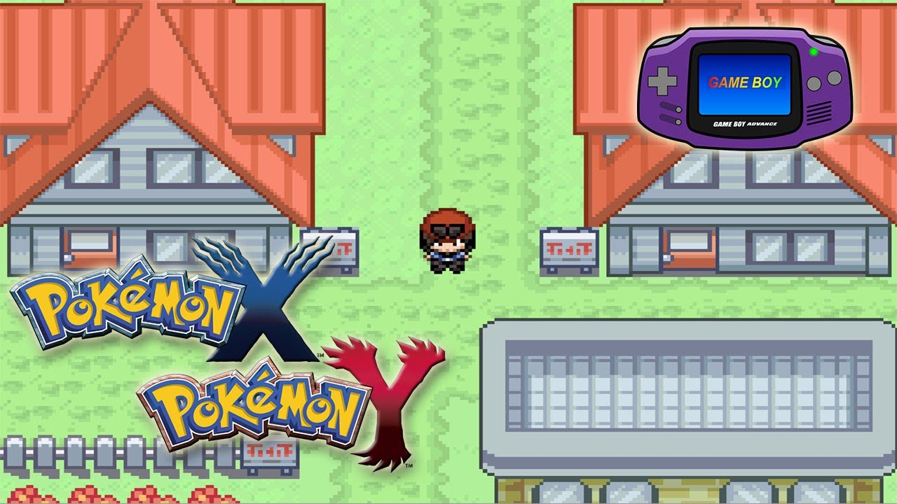 Pokemon x y para gba download