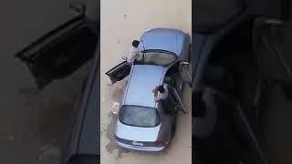 تلاميذ يغسلون سيارة المدرس في السويس.. والتعليم تصدر قراراً (فيديو الواقعة) | المصري اليوم