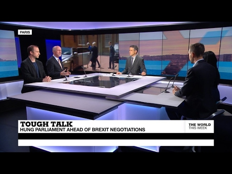 UK elections: Hung parliament ahead of Brexit negotiations (part 1)