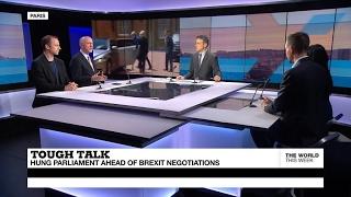 UK elections   Hung parliament ahead of Brexit negotiations