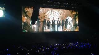 Black Suit -  Super Junior 슈퍼주니어  Super Show 7 Argentina