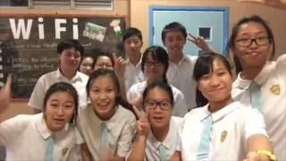 2016-2017年度 寶覺中學學生會候選內閣Wi Fi 宣